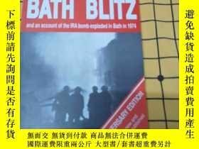 二手書博民逛書店The罕見BATH BLITZ(英文原版)Y209851 Mar