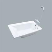 《修易生活館》HCG和成 壓克力浴缸 F2494 (不含水龍頭)新莊跟台中西屯都有店面