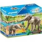 playmobil 動物園 大象_PM70324