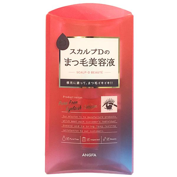 【日本 ANGFA】2017最新 Beaute Pure Free SCALP-D 純淨 睫毛美容液 渡邊直美代言 現貨
