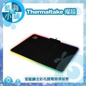 Thermaltake 曜越 聖龍鱗全彩布質電競滑鼠墊(MP-DCM-RGBSMS-01)