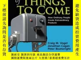二手書博民逛書店The罕見Design Of Things To Come: H