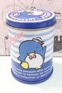 【震撼精品百貨】Tuxedo Sam Sanrio 山姆藍企鵝~迷你貼紙罐*59900