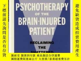 二手書博民逛書店Psycho罕見Of The Brain-injured Pat