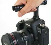 呈現攝影-ROWA 低角度握把支架 通用型 提把 多角度 熱靴轉接座 攝影機 燈光/螢幕 麥克風