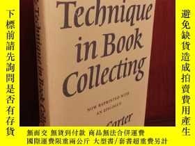 二手書博民逛書店Taste罕見and Technique in Book Col