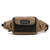 KANGOL 卡其 側背包 網布 斜肩包 隨身包 男女 (布魯克林) 6055300230