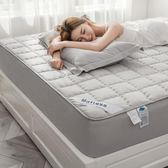 限定款鋪棉單床包/雙人棉質床包單件180x200公分床罩防塵全棉席夢思保護套床墊套舖棉保潔墊jj