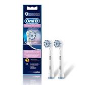 德國百靈 Oral-B- 超細毛護齦刷頭(2入)EB60-2
