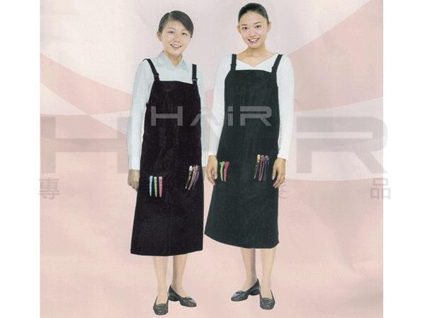 群麗雨衣布工作服  圍巾類防潑水台製 電剪吹燙漂染【HAiR美髮網】