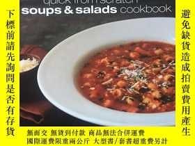 二手書博民逛書店quick罕見from scratch soups & sala