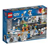 【LEGO 樂高 積木】LT-60230 City城市 人偶套裝 太空研究與開發(6)