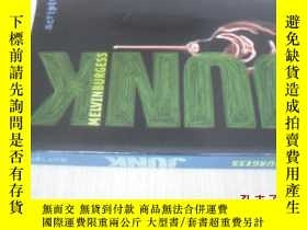 二手書博民逛書店法文原版罕見Junk (French)Y7215 Melvin Burgess Gallimard ISBN: