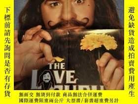 二手書博民逛書店看電影雜誌招貼畫:《愛情導師》(The罕見Love Guru)主