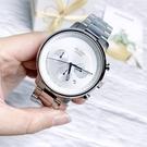 ALBA 雅柏極簡時尚型男計時腕錶VD53-X313S/AT3E03X1公司貨