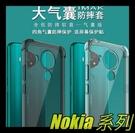 【萌萌噠】諾基亞 Nokia 5.4 (6.39吋) 潮男新款四角氣囊保護套 imak 創意四角加厚軟邊 手機殼 手機套