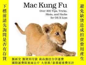 二手書博民逛書店Mac罕見Kung FuY364682 Keir Thomas Pragmatic Bookshelf 出版