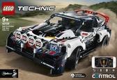 【LEGO樂高】TECHNIC APP控制 頂級齒輪拉力賽車  #42109