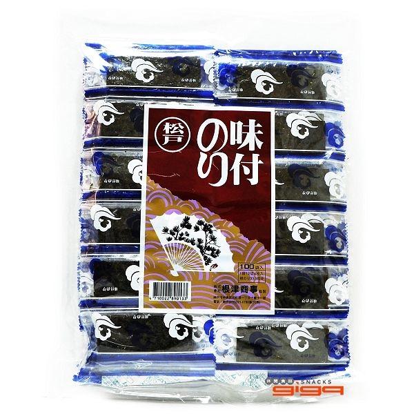 【吉嘉食品】松戶 味付海苔(100束入) 原廠包裝 [#1]{A009}