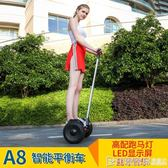 平衡車成年電動代步學生兒童8-12兩輪小孩雙輪智能平行車1-3歲3-6 印象家品