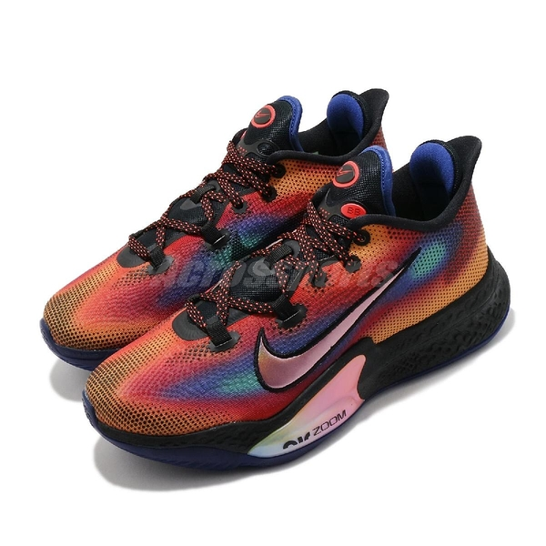 Nike 籃球鞋 Air Zoom BB NXT EP 黑 彩色 男鞋 全新鞋款 React 緩震中底【ACS】 CK5708-401