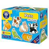【英國 Orchard Toys】第一組拼圖-寵物樂園 OT-206