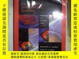 二手書博民逛書店Management罕見Information Systems.
