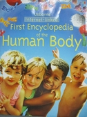 【書寶二手書T2/兒童文學_YFA】First Encyclopedia of the Human Body_F. Ch