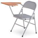 L-1096 鐵板椅系列-鐵板課桌椅 / 張