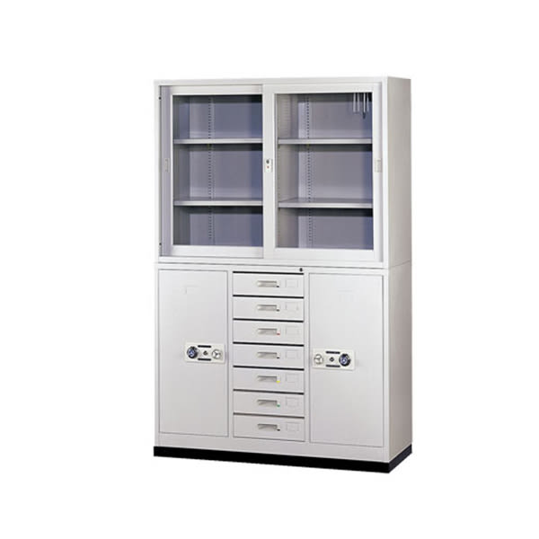 【YUDA】HA A級4x6 中七抽 鐵櫃(不含腳座) 文件櫃/展示櫃/公文櫃