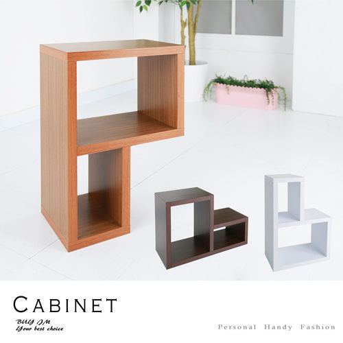 《百嘉美》超厚2.5公分創意組合收納櫃(1入)/ 置物櫃 書櫃 收納櫃 電視櫃 茶几