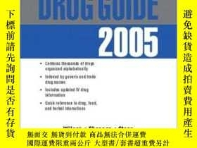 二手書博民逛書店Prentice罕見Hall Nurse s Drug Guide 2005Y255562 Wilson, B