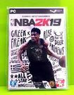 (實體版)電腦版 PC 美國職業籃球 NBA 2K19 亞版中文版 一般版