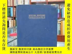 二手書博民逛書店SPECIAL罕見NURSING PROCEDURES 民國22年Y17268 本書編 本書出版