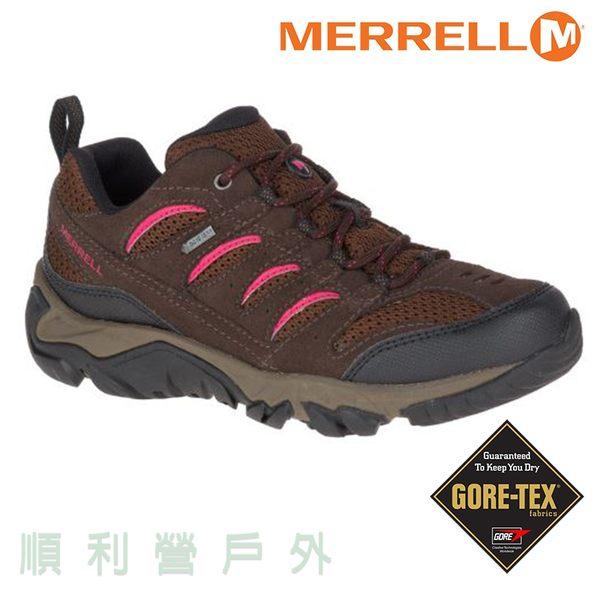 美國MERRELL WHITE PINE VENTILATOR GORE-TEX 女款防水健行鞋 41218 登山鞋 OUTDOOR NICE