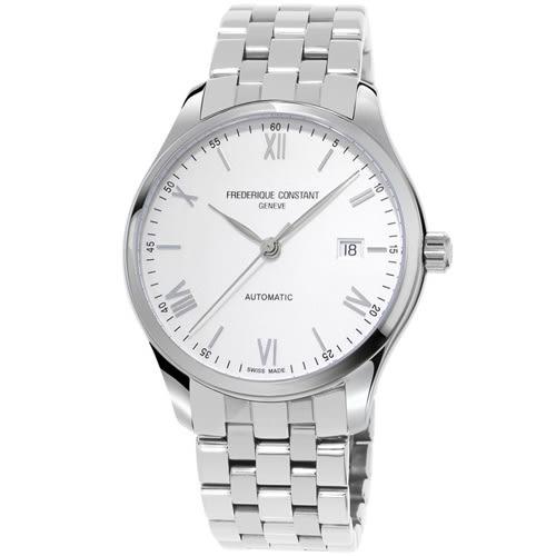 康斯登 CONSTANT CLASSICS百年經典系列INDEX腕錶  FC-303WN5B6B