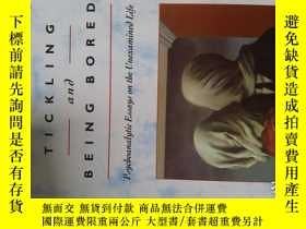 二手書博民逛書店On罕見kissing, tickling, and being