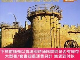 二手書博民逛書店The罕見Medieval Castle Manual: Design * Construction * Dail