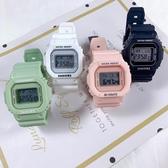 手錶 獨角獸手錶女學生正韓簡約潮流網紅少女心抹茶綠防水電子表