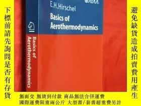 二手書博民逛書店Basics罕見of Aerothermodynamics 【詳