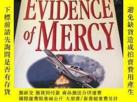 二手書博民逛書店evidence罕見of mercyY280165