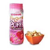 【佳兒園婦幼館】貝比斯特 蔬果手指泡芙-草莓口味 60g/瓶