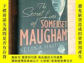 二手書博民逛書店The罕見Secret Lives of Somerset Ma