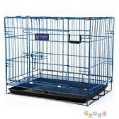 現貨 狗籠 狗籠子泰迪家用貓籠中型小型大型犬圍欄室內籠寵物狗籠帶廁所用品【全館免運】