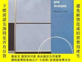 二手書博民逛書店美國原版罕見Sampling: Design and Analysis 2e International Edit
