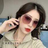 《Caroline》年度最新網紅款潮流行百搭抗UV時尚太陽眼鏡 72560