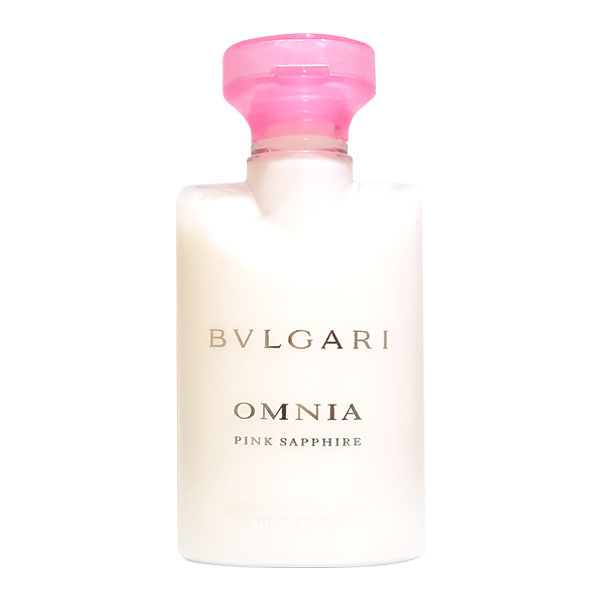 BVLGARI 寶格麗 OMNIA 粉晶香氛身體乳 40ml (29260)【娜娜香水美妝】
