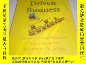 二手書博民逛書店Information-Driven罕見Business: Ho