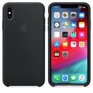 Apple iPhone XS Max 原廠矽膠護套 iPhone XS Max 原廠保護殼【黑色】 美國水貨 原廠盒裝