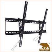 【限量出清】美國布朗熊 W5-63G 牆板傾斜式-適用42吋~63吋電視壁掛架